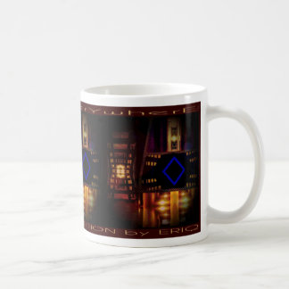 Burbandy Kaffeetasse