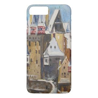 Burg Eltz Ölgemälde iPhone 7 Plus Hülle