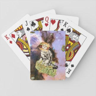 Burgerunkraut kat spielkarten