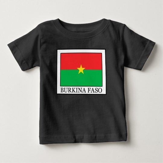 Burkina Faso Baby T-shirt