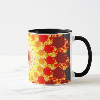 Burnin Ehrgeiz - Fraktal-Tasse Tasse