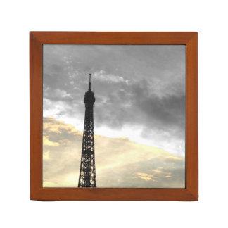 Büroorganiseur Umdrehung Eiffel, aber und Geld Stifthalter