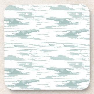 Bürste streicht Muster 10 Untersetzer