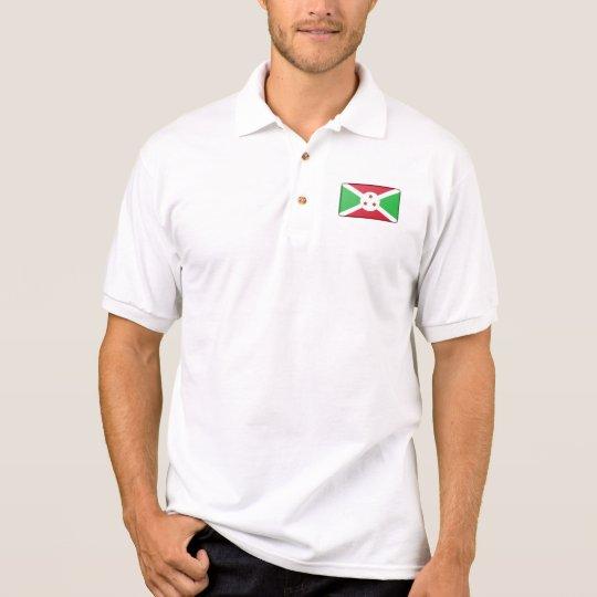 Burundi-Polo-Shirt Polo Shirt