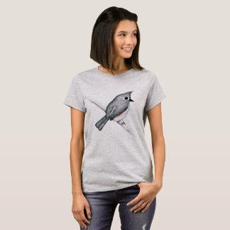 Büscheliger Titmouse T-Shirt