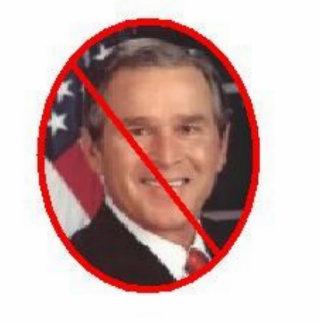 Bush Fotoskulptur Schlüsselanhänger