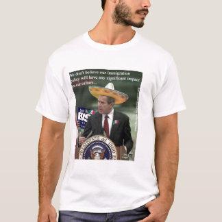 Bush-illegalimmigration T-Shirt