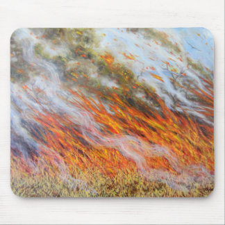 Bushfire-Inferno 2014 Mauspad