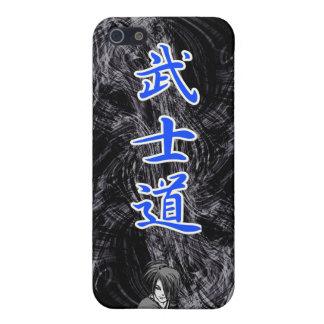BUSHIDO MANGA JUNGE iPhone 5 COVER