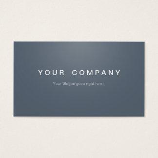 Business cartes de visite professionnel grey/gris