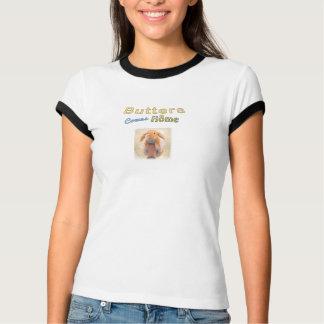 Butter kommt der T - Shirt der Zuhause-Damen