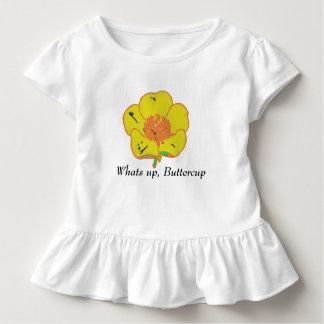 Butterblume Kleinkind T-shirt