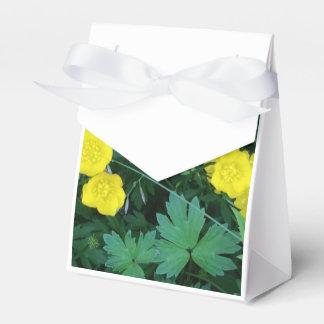 Butterblume-themenorientierter Geschenkschachtel