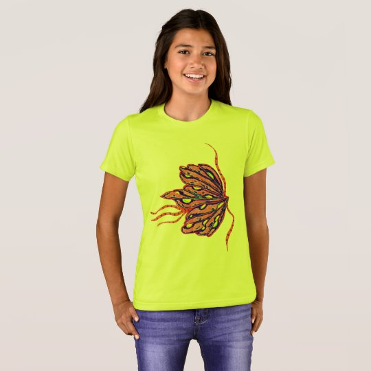 Butterfly Art Love 2 T-Shirt