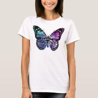 Butterfly Galaxy T-Shirt