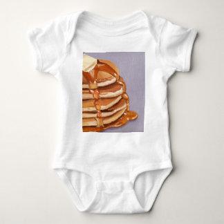 Buttermilch-Pfannkuchen Shortstack Baby Strampler