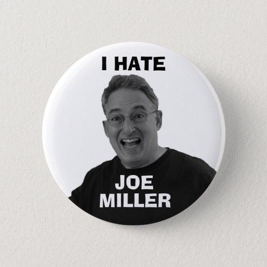 Buttonschluß Joes Miller Runder Button 5,7 Cm