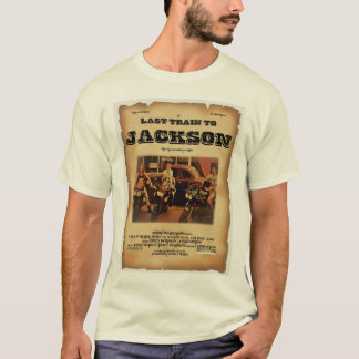 bwom Jackson-Plakat T-Shirt