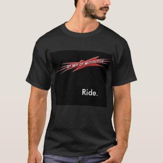 bwom Schwarzfahrt T-Shirt