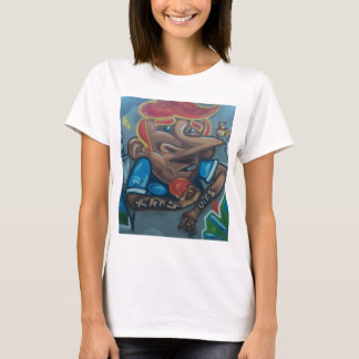 By the Face T-Shirt