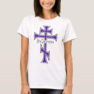 Byzantinisches Kreuz T-Shirt