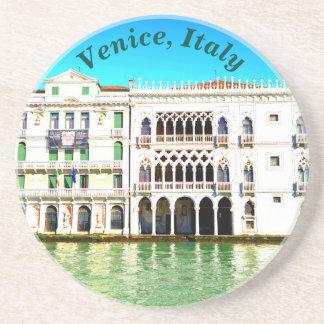 Ca D'Oro Palast - Venedig, Italien Getränkeuntersetzer