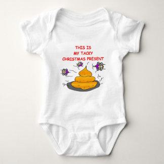 cadeau de Noël de mauvais goût Tee Shirts