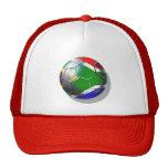 Cadeaux 2010/2011 du football de l'Afrique du Sud Casquette
