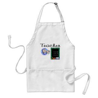 Cadeaux de professeur tablier