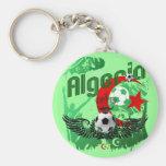 Cadeaux grunges d'Algerie de passionés du football Porte-clef