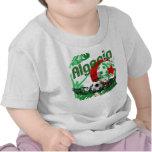 Cadeaux grunges d'Algerie de passionés du football T-shirt
