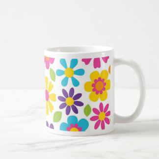 Cadeaux hippies d'ados de flower power d'arc-en-ci