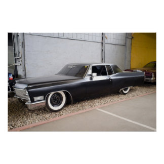 Cadillac-Eldorado Poster