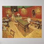 Café de nuit par Vincent van Gogh