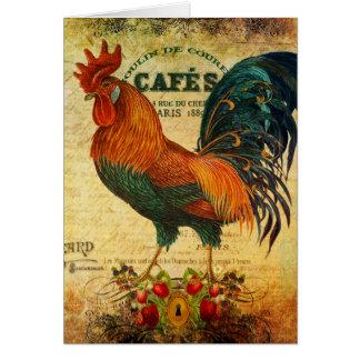 Café-Hahn Karte