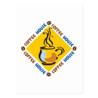 CAFÉ POSTKARTE