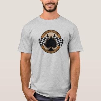 Café-Rennläufer/Motorrad T-Shirt