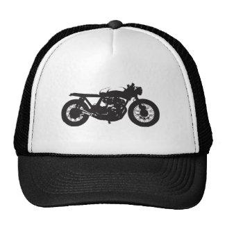 CaféRacer/Görn-Motorrad-Vintage coole Schablone Baseballmützen