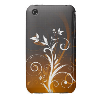 Caisse abstraite de courbe de Blackberry de Coque Case-Mate iPhone 3