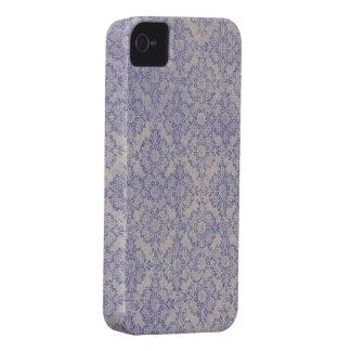 Caisse audacieuse de Blackberry de dentelle Coque iPhone 4 Case-Mate
