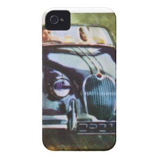 Caisse audacieuse de Blackberry de voiture vintage