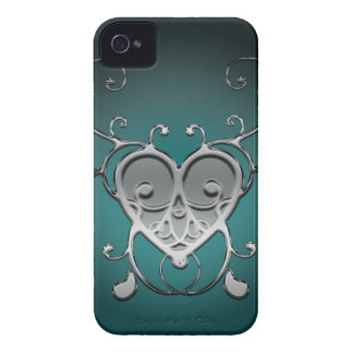 Caisse audacieuse de Blackberry d'impression Coques iPhone 4 Case-Mate