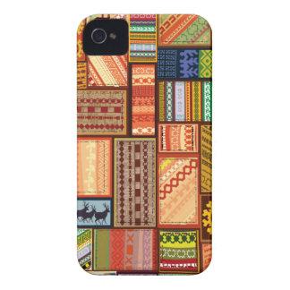 Caisse audacieuse de Blackberry du monde Coques iPhone 4 Case-Mate