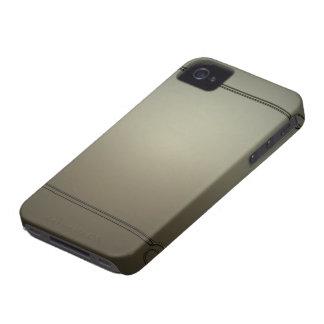 Caisse audacieuse vintage de Blackberry Coque iPhone 4