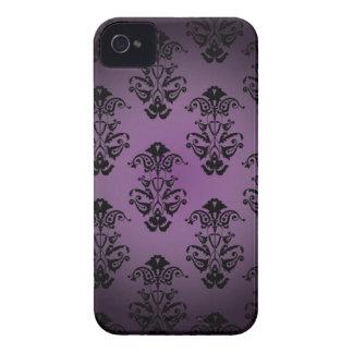 Caisse audacieuse vintage de Blackberry Coques iPhone 4