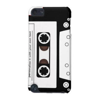 caisse d'iPod de cassette de personnalisation Coque iPod Touch 5G