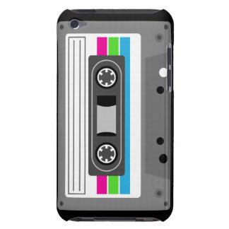 Caisse d'iPod de musique d'enregistreur à cassette Coque iPod Touch Case-Mate