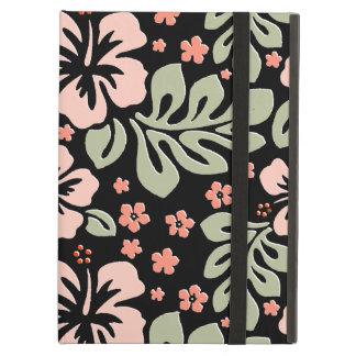 Caisse florale tropicale élégante d'air d'iPad