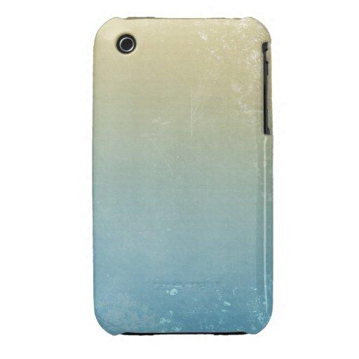 Caisse grunge vintage de courbe de Blackberry de c Étui iPhone 3