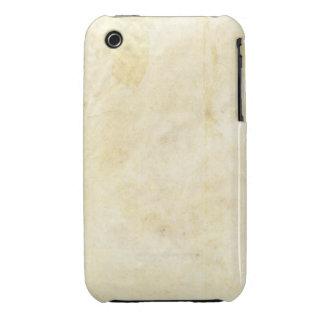 Caisse grunge vintage de courbe de Blackberry de c Étuis iPhone 3